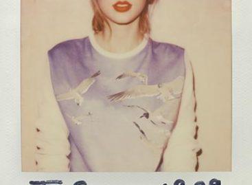 """Тейлор Свифт с альбомом """"1989"""" может достичь новых высот"""