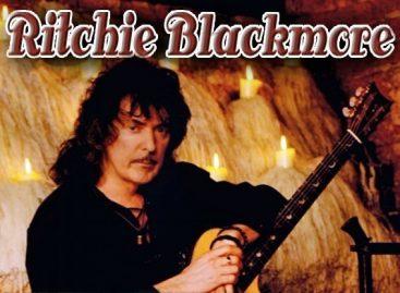 Ричи Блэкмору исполняется 70 лет!