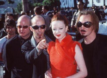Garbage приедет в Россию в рамках празднования 20-летия дебютного альбома