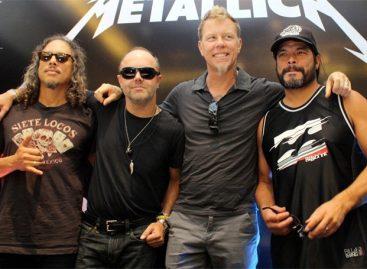 Metallica: «Новый альбом готов на 30%»