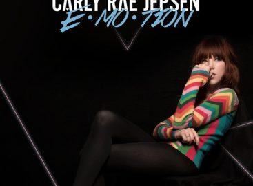 """Карли Рэй Джепсен готовит новый альбом """"E•MO•TION"""""""
