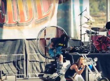 Foo Fighters и Ratt выступили на фестивале «Love Ride»