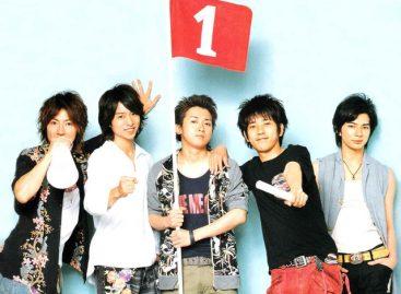Японский бойз-бенд Arashi стал лидером мирового чарта