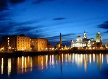 Ливерпуль стал «Городом Музыки»