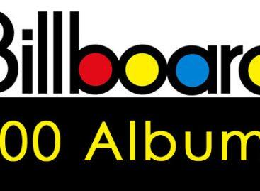 """Адель остается лидером """"Billboard 200"""""""