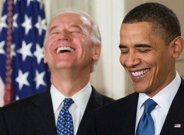 На Spotifty обнародованы плейлисты Обамы и Байдена