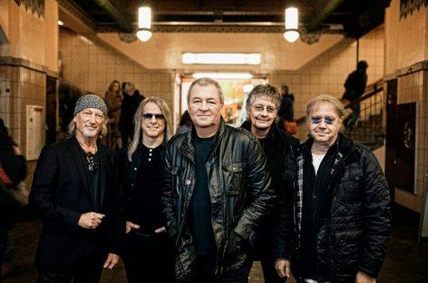Deep Purple записали новый диск