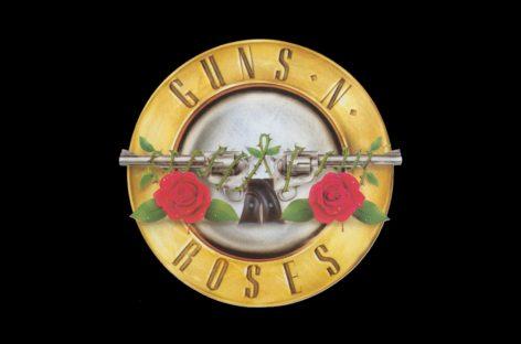 Непревзойденные Guns N' Roses готовят новый альбом!