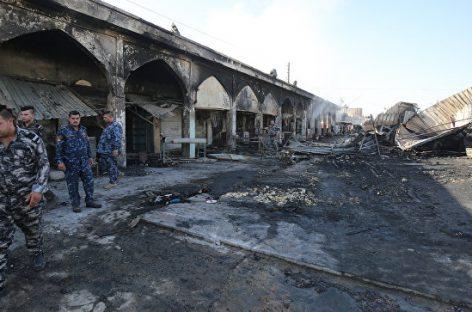 Взрыв в Ираке: 14 человек погибли, более 30 ранены