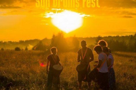 Этно-барабанщики готовятся к фестивалю Sun Drums Fest