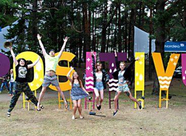 Фестиваль «Positivus» готовится к старту