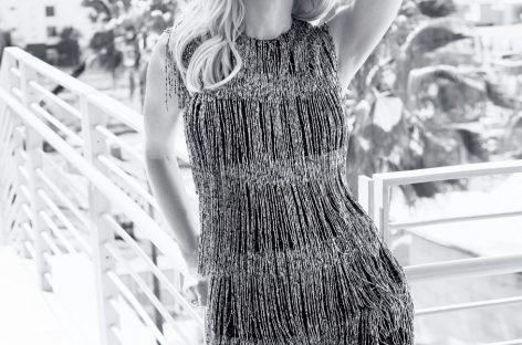 Гвен Стефани снялась для журнала Harper's Bazaar