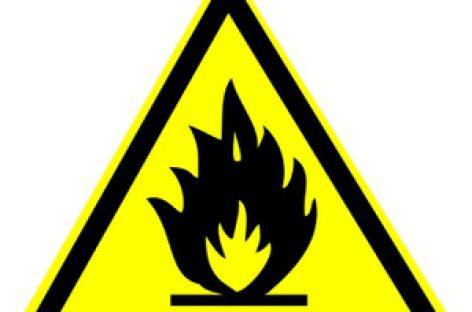 Названы регионы с высокой вероятностью возникновения пожаров
