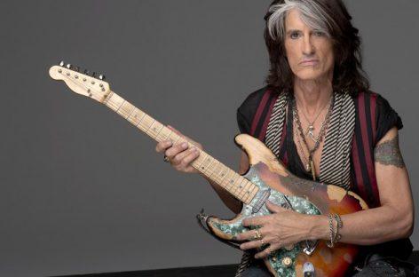 Гитарист Aerosmith и The Hollywood Vampires Джо Перри потерял сознание на концерте