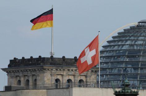 Германия ужесточили контроль на границе со Швейцарией