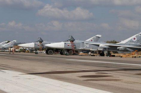 Российские звезды выступили на российской военной базе в Сирии