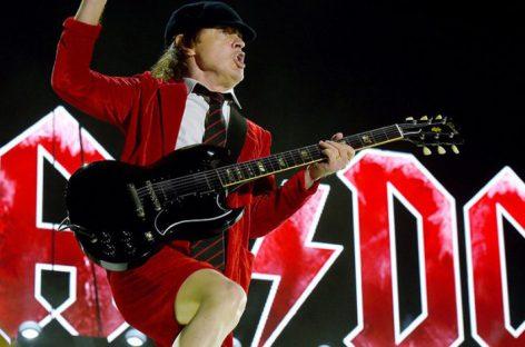 Ангус Янг рассказал о AC/DC