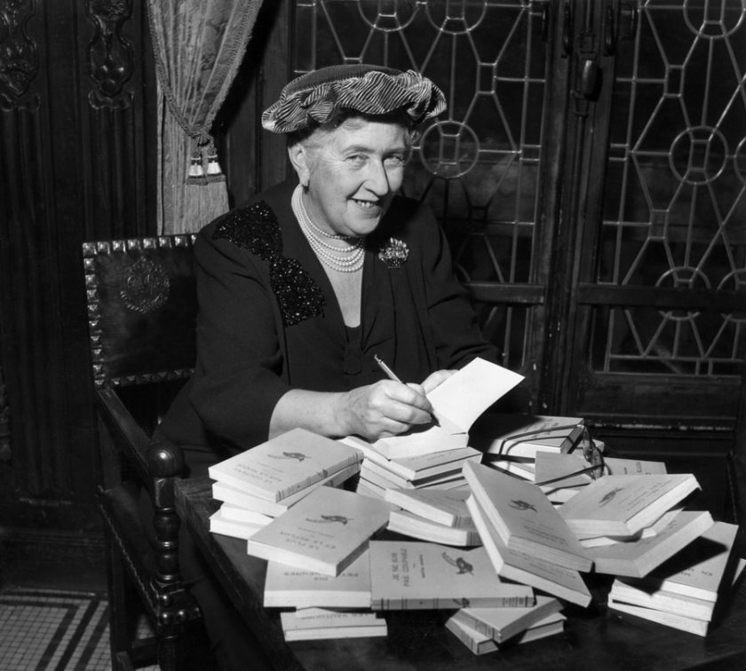 BBC экранизирует семь книжек Агаты Кристи