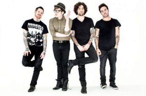 Fall Out Boy готовят новый музыкальный материал