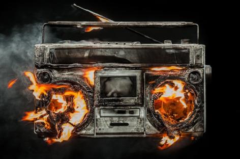 Green Day поделились деталями диска «Revolution Radiо»