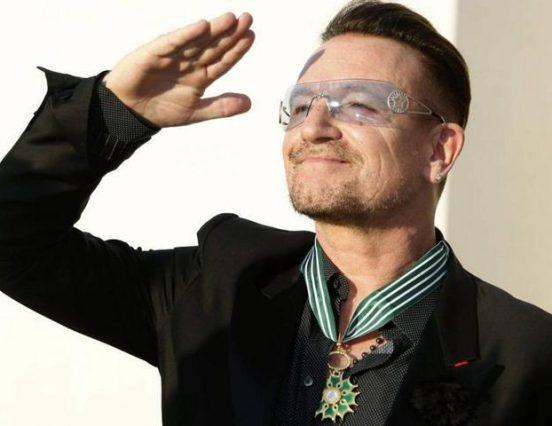 U2 хотели транслировать свой концерт на МКС