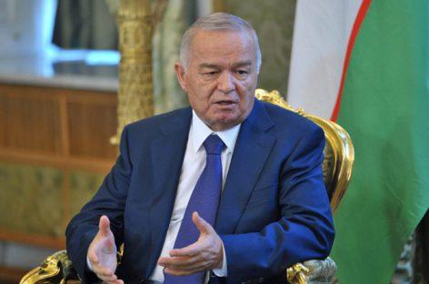 Пока подтверждений смерти президента Узбекистана Каримова нет