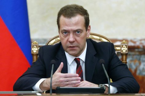 Медведев: «За последние два года люди стали беднее»