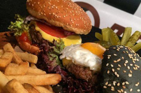 Тимати открывает Black Star Burger