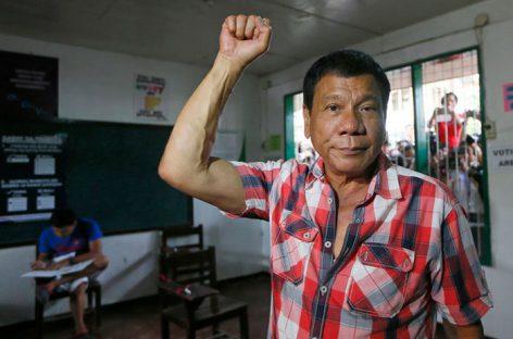 Президент Филиппин извинился за то, что назвал Обаму «сыном шлюхи»