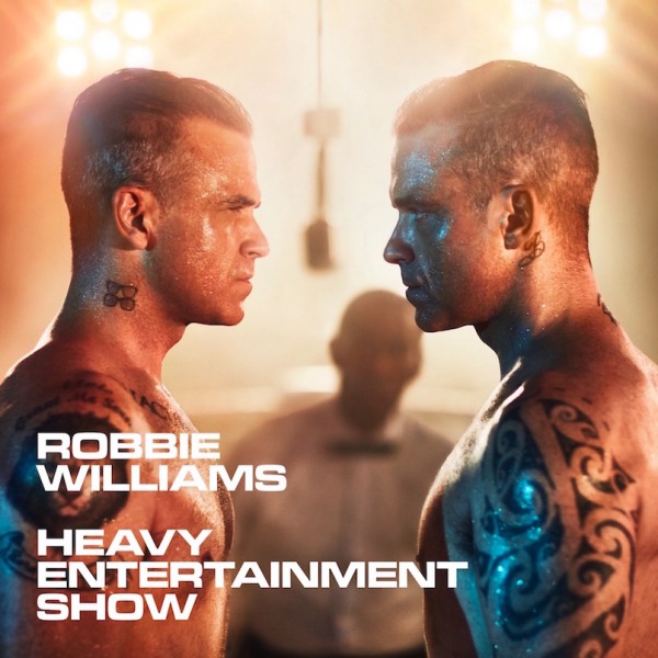 Новый альбом Робби Уильямса «Heavy Entertaiment Show» выйдет вконце осени