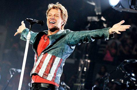 Bon Jovi анонсировали турне