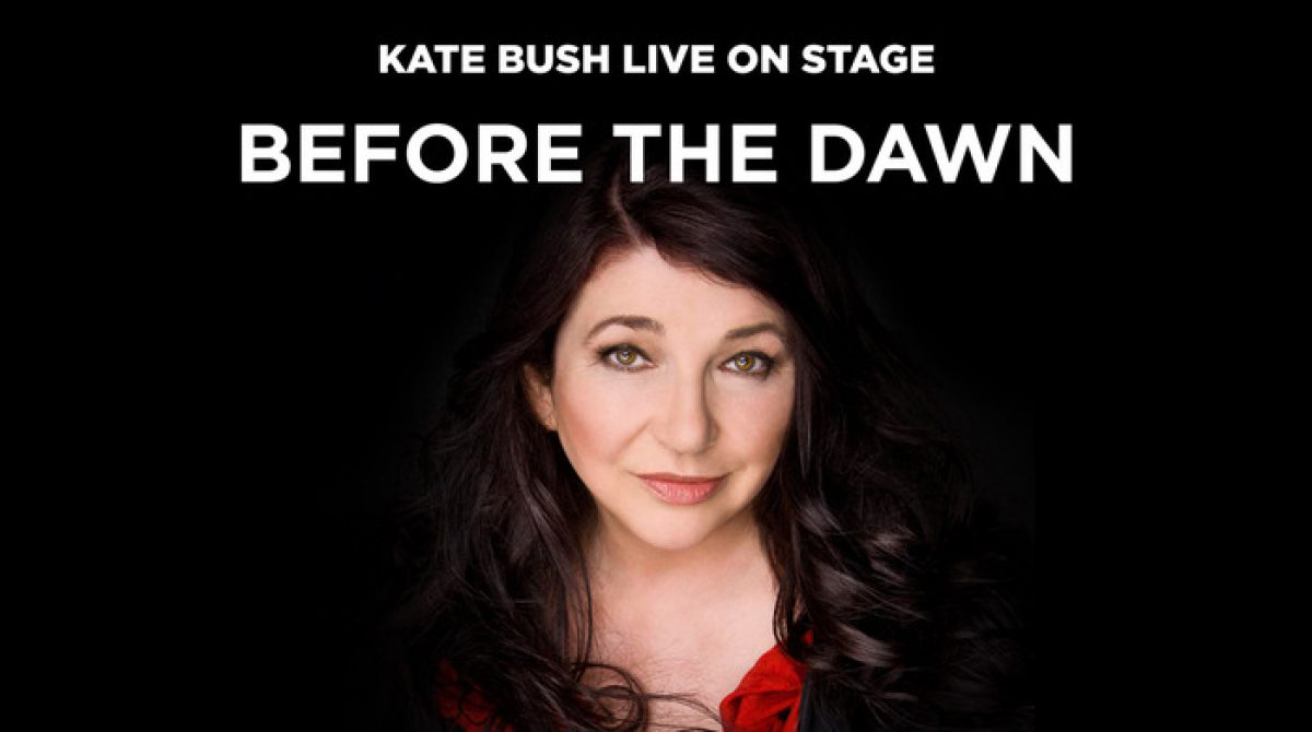 Кейт Буш готовит к релизу концертник «Before the Dawn»