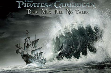 Disney представила трейлер «Пираты Карибского моря: мертвецы не рассказывают сказки»