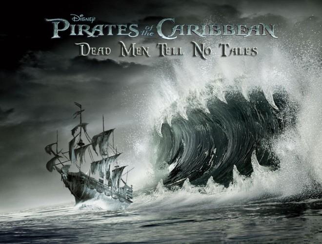 5-ая часть «Пиратов Карибского моря» получила первое промо— Три капитана