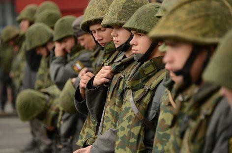 В Сибири по тревоге поднято 20 тысяч военнослужащих