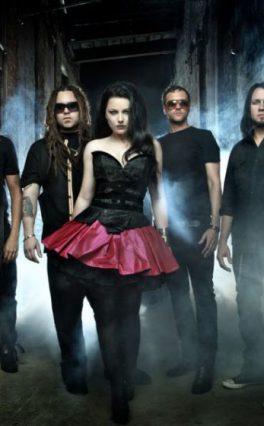Эми Ли рассказала о работе над новым диском Evanescence
