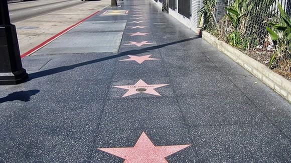 НаАллее славы вГолливуде возникла звезда Хью Лори