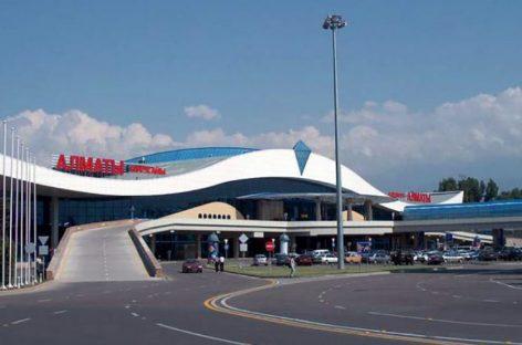 Из-за разлива ртути эвакуирован аэропорт Алма-Аты