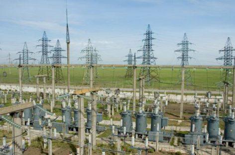 Перебои с энергоснабжением в Крыму