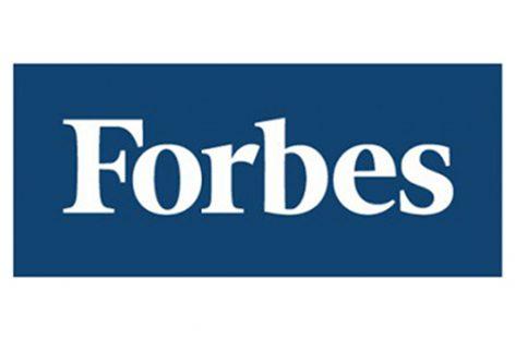 Новый рейтинг от Forbes