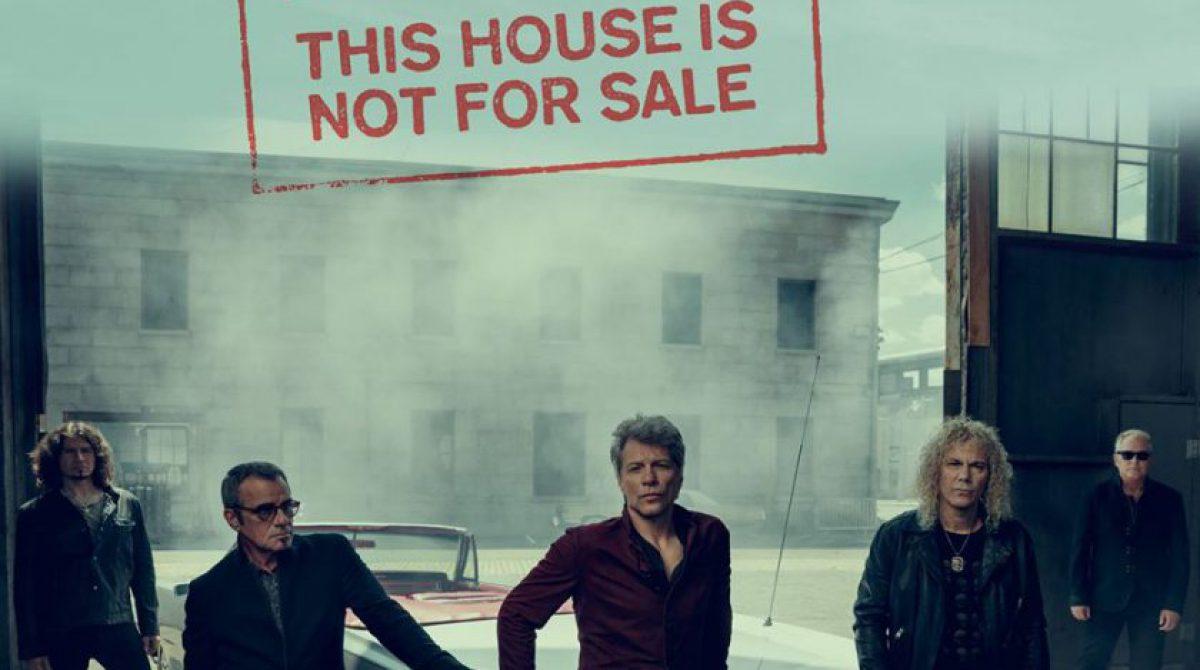 Диск «This House Is Not for Sale»  Bon Jovi утек в сеть