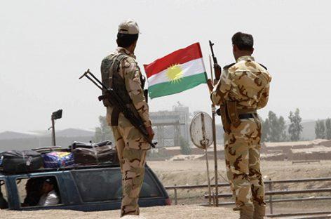 Курды сбили турецкий истребитель в Ираке