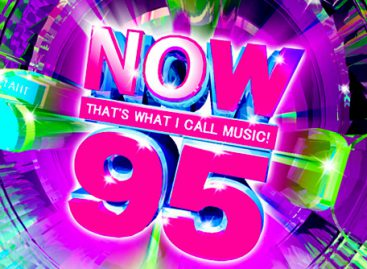 Состоялся релиз нового сборника «NOW That's What I Call Music! 95»