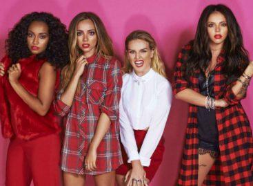 Little Mix остаются на вершине песенного чарта Великобритании