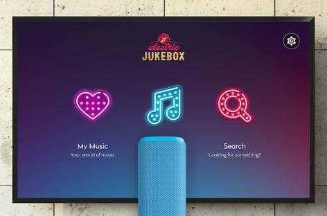 В Британии запущен новый стриминговый сервис Electric Jukebox