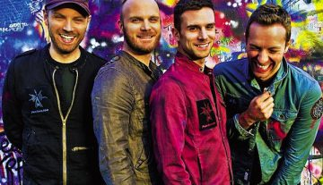 Coldplay работают над новым ЕР