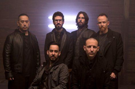Linkin Park представили архивный материал