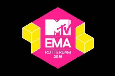 Лауреаты премии MTV EMA