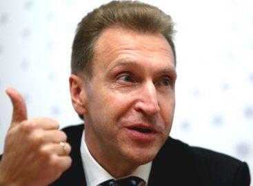 Первый вице-премьер РФ рассказал об окончании падения уровня доходов россиян