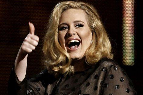 Billboard назвало Адель «Главным артистом года»